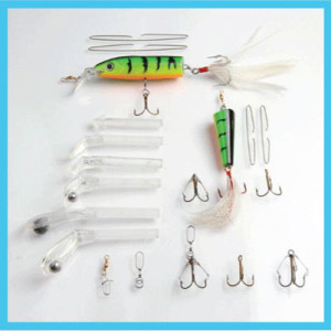 Custom Catcher Jointed Minnow Kit