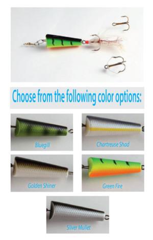 Custom Catcher Rear Body Complete w/ Loops & Hooks